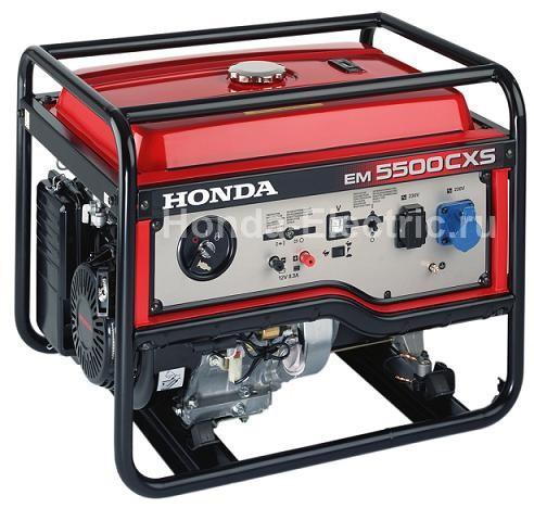 генератор honda em 5500 cxs