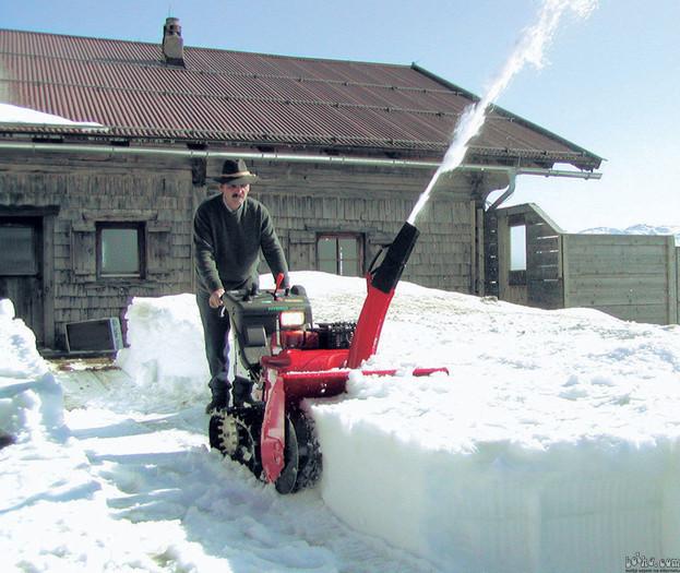Снегоуборщик Honda HSM 1390